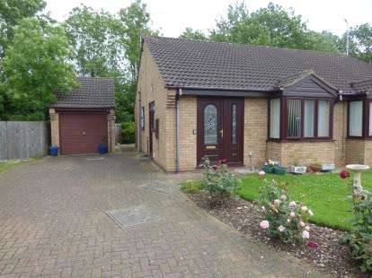 2 Bedrooms Bungalow for sale in Beverstone, Orton Brimbles, Peterborough, Cambridgeshire