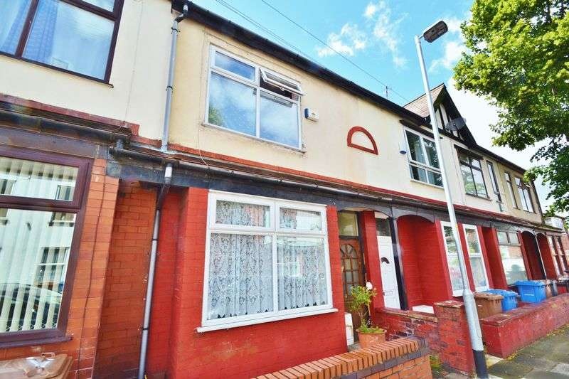 2 Bedrooms Terraced House for sale in Irlam Avenue, Manchester