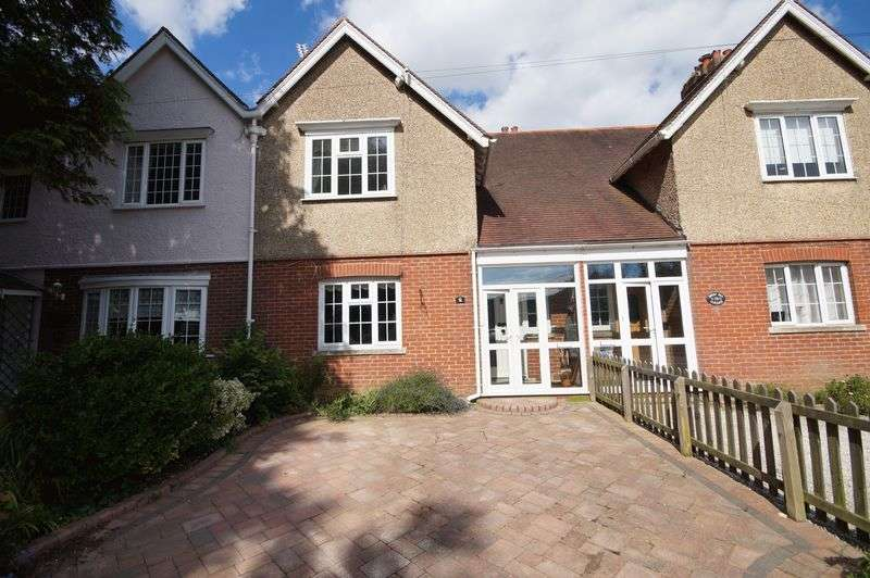 2 Bedrooms House for sale in Castle Street, Portchester, Fareham, PO16