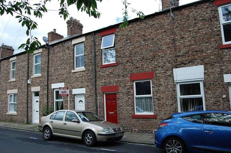 2 Bedrooms Terraced House for sale in ** HOT PROPERTY ** Point Pleasant Terrace, Wallsend