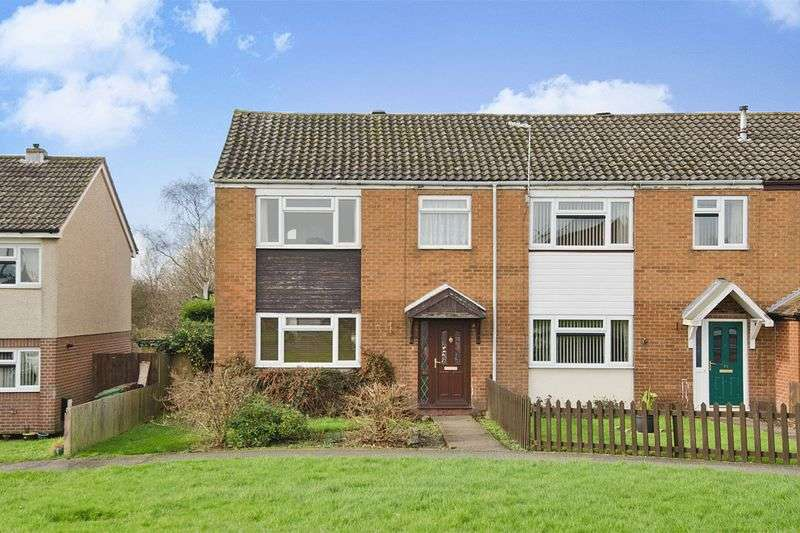 3 Bedrooms House for sale in Cherwell Drive, Brownhills, Walsall