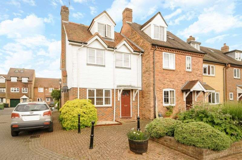 3 Bedrooms House for sale in Fishermans Wharf, Abingdon