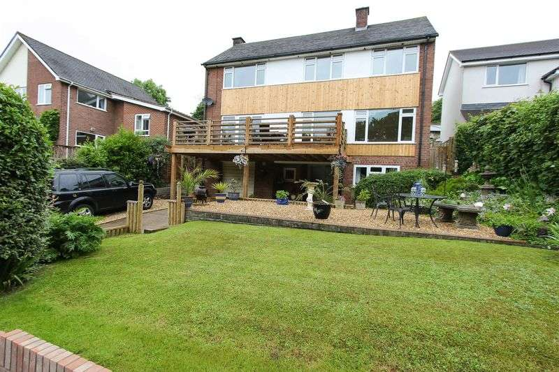 5 Bedrooms Detached House for sale in Old Park Road, Clevedon