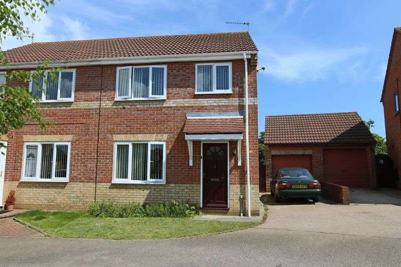 3 Bedrooms House for sale in Chaukers Crescent, Lowestoft