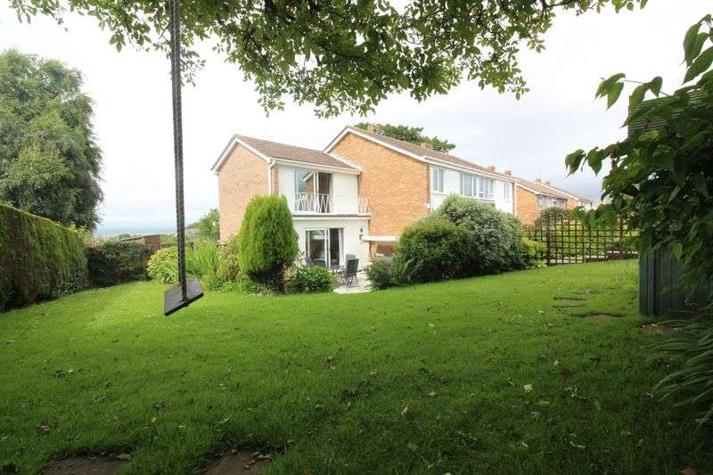4 Bedrooms Semi Detached House for sale in Downleaze, Portishead