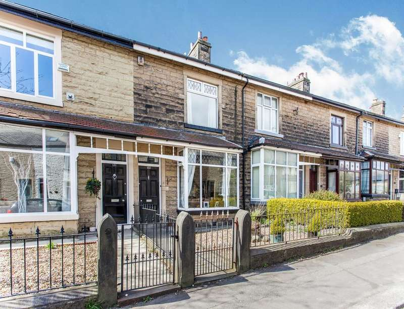 3 Bedrooms Property for sale in Darwen Road, Bromley Cross, Bolton, BL7