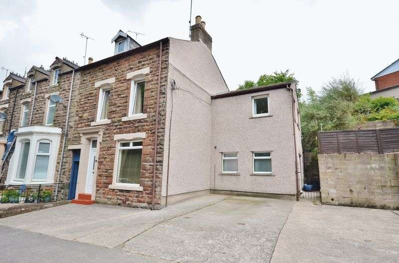 4 Bedrooms Terraced House for sale in The Ghyll, Maryport