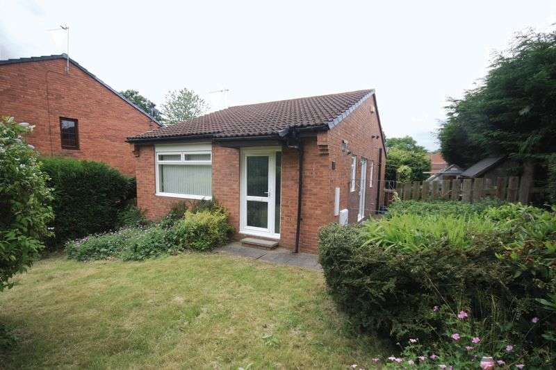 2 Bedrooms Detached Bungalow for sale in Butterwick Court, Newton Aycliffe