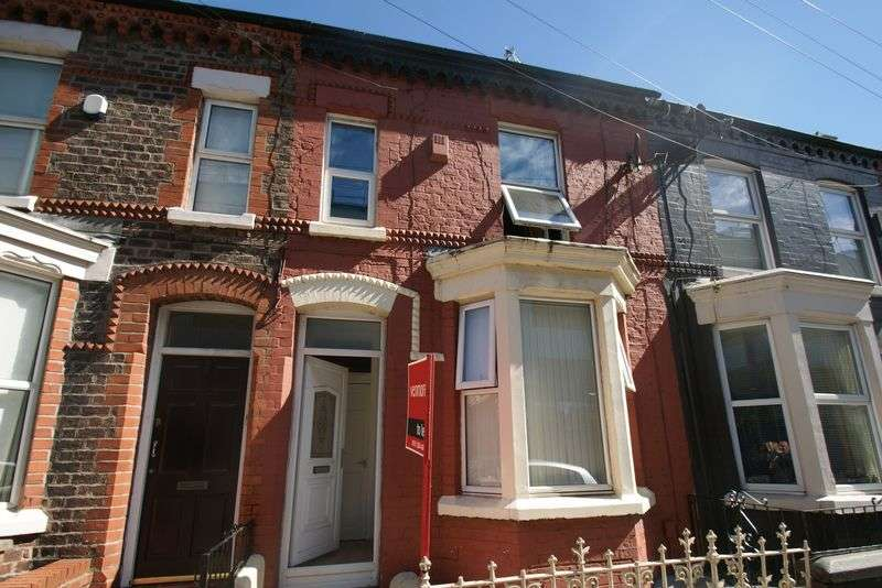 2 Bedrooms Terraced House for sale in Gwladys Street, Liverpool