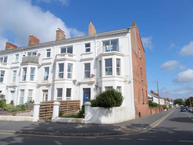 1 Bedroom Flat for sale in Alexandra Terrace, Exmouth