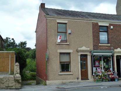 2 Bedrooms End Of Terrace House for sale in Preston Old Road, Cherry Tree, Blackburn, Lancashire