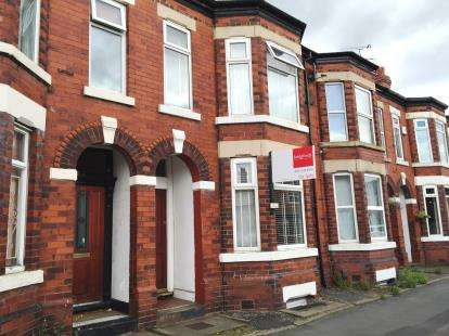 2 Bedrooms Terraced House for sale in Stockport Road, Cheadle, Greater Manchester