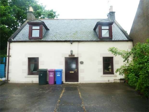 3 Bedrooms Detached House for sale in High Street East, Portgordon, Buckie, Moray