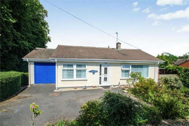 3 Bedrooms Detached Bungalow for sale in Holyhead Road, Wellington, Telford, Shropshire