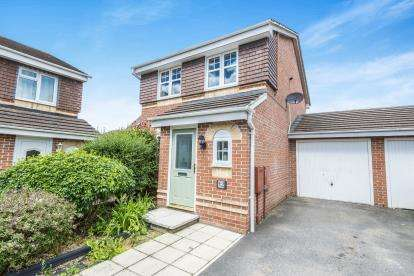 3 Bedrooms Link Detached House for sale in Yeovil, Somerset, Yeovil