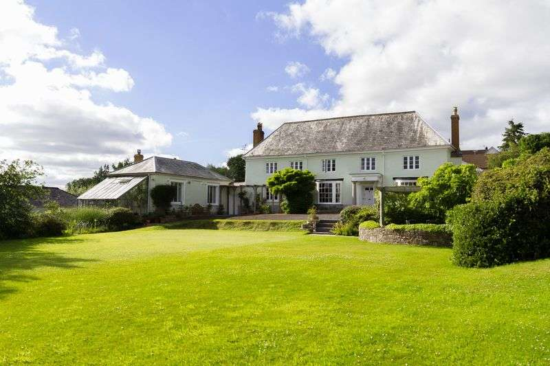 7 Bedrooms Detached House for sale in Lowerfield House, Lapford
