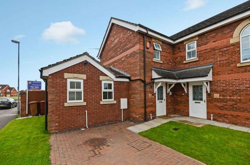 3 Bedrooms Semi Detached House for sale in Laurel Way, Scunthorpe, DN16