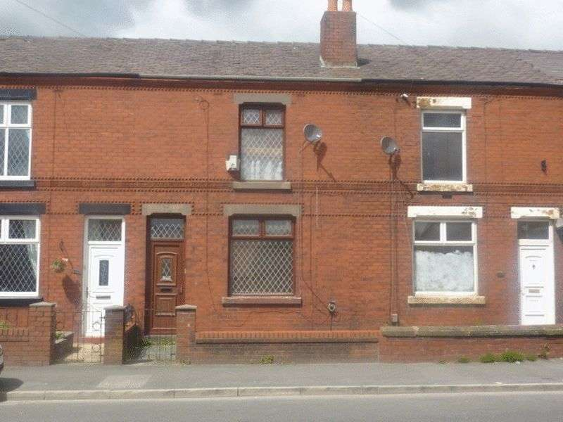 2 Bedrooms Terraced House for sale in Wigan Road, Westhoughton BL5 2AR