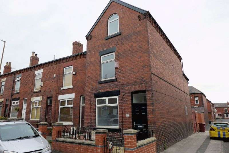 4 Bedrooms Terraced House for sale in Mornington Road, Heaton, Bolton