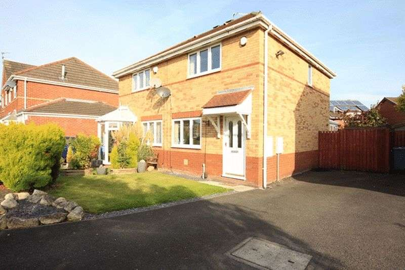 3 Bedrooms Semi Detached House for sale in Scorpio Close, Knotty Ash, Liverpool, L14