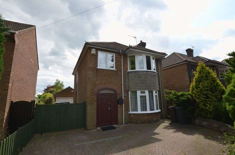3 Bedrooms Detached House for sale in Longdales Road, Lincoln
