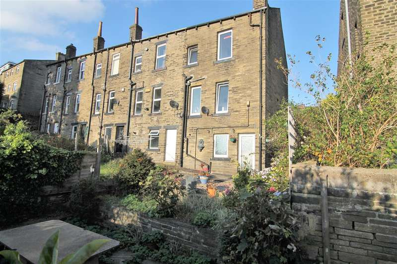 2 Bedrooms End Of Terrace House for sale in Warley Road, Halifax