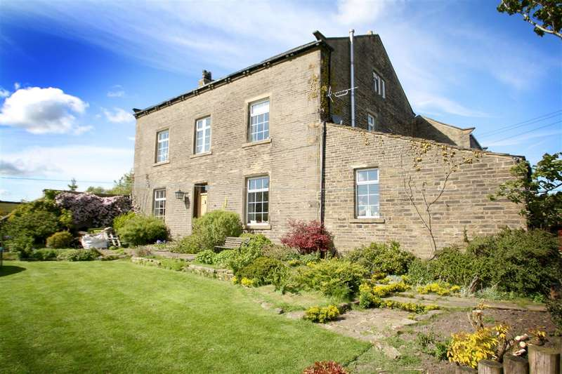 4 Bedrooms Semi Detached House for sale in New Grange House, Ingham Lane, Halifax