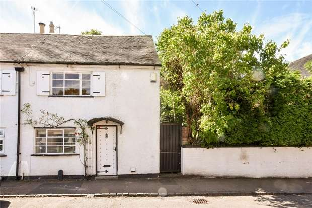 2 Bedrooms Cottage House for sale in Main Street, Shenstone, Lichfield, Staffordshire