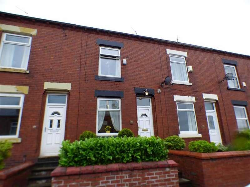 2 Bedrooms Property for sale in Alva Road, Watersheddings, Oldham, OL4