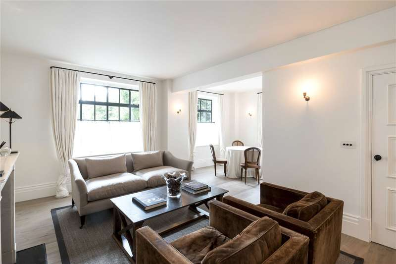 2 Bedrooms Flat for sale in Shrewsbury House, Cheyne Walk, London, SW3