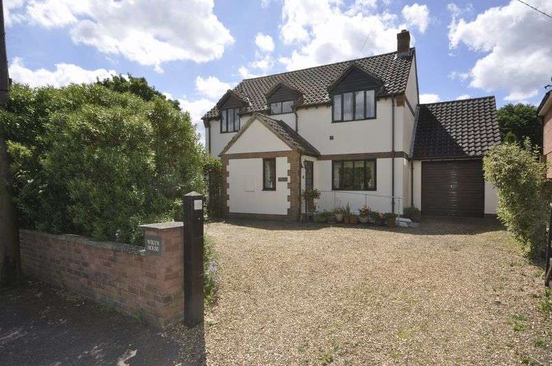 4 Bedrooms Detached House for sale in Church Street, Woodhurst