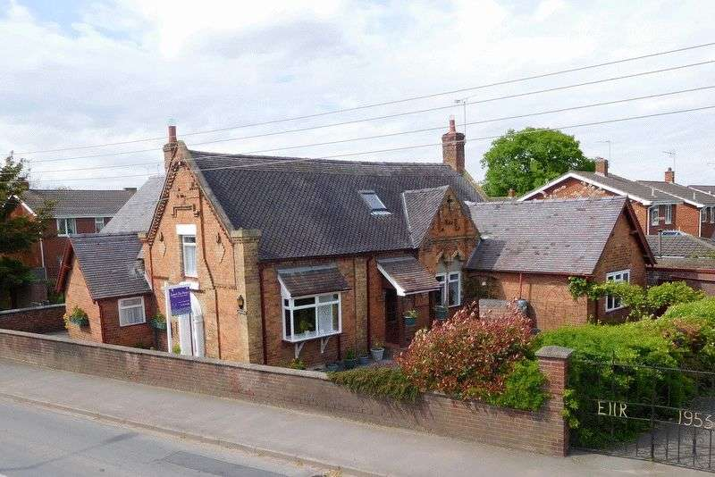5 Bedrooms Detached House for sale in Newport Road, Haughton, Staffordshire