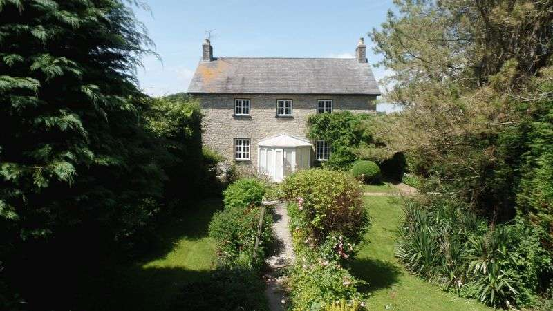 6 Bedrooms Detached House for sale in The Herberts Farmhouse, St Mary Church, Cowbridge, Vale of Glamorgan, CF71 7LT
