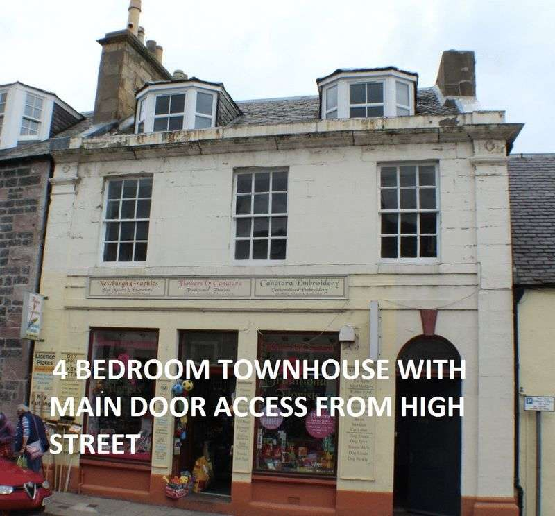 4 Bedrooms Flat for sale in High Street, Newburgh KY14 6AQ