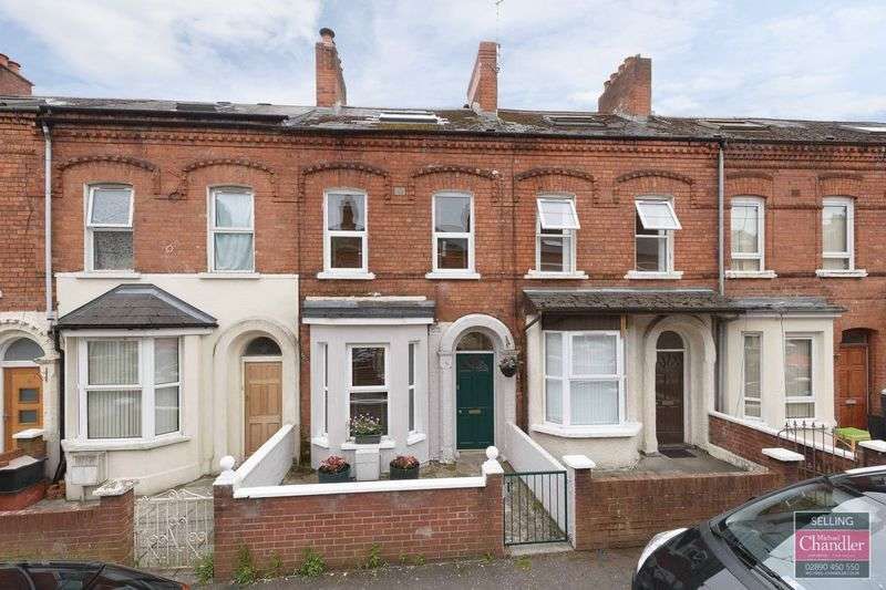 3 Bedrooms Terraced House for sale in 15 Hatfield Street, Belfast, BT7 2FB