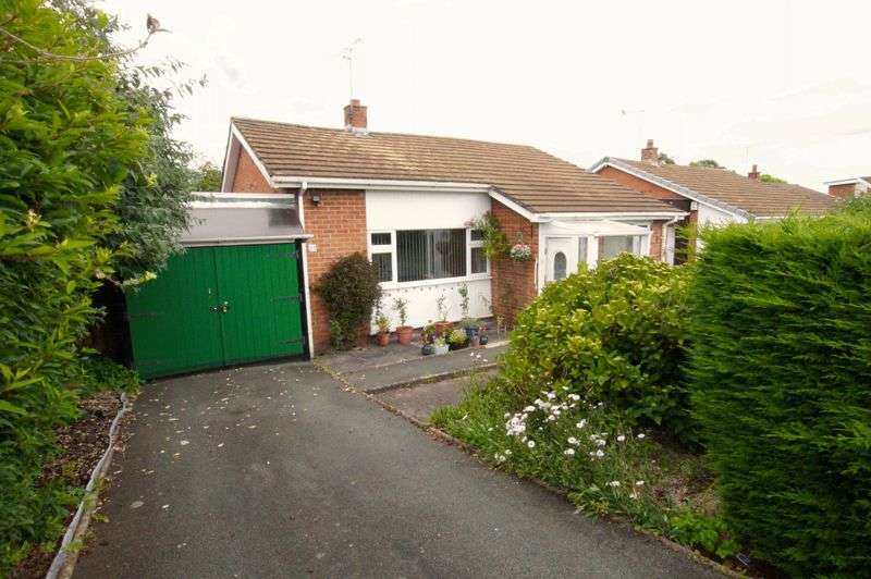 3 Bedrooms Detached Bungalow for sale in Cardigan Road, Borras, Wrexham