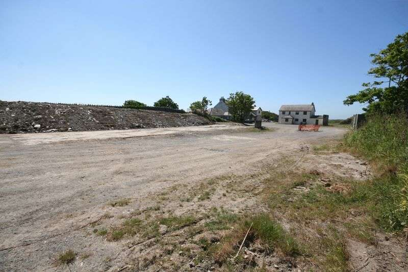 Land Commercial for sale in Trearddur Bay, Anglesey