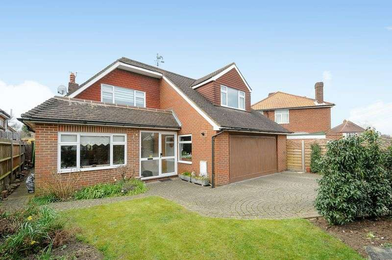 4 Bedrooms Detached House for sale in Cannon Grove, Fetcham