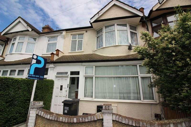 4 Bedrooms Terraced House for sale in BISHOPS PARK ROAD, NORBURY