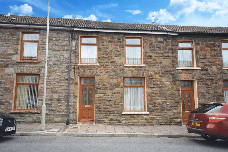 3 Bedrooms Terraced House for sale in Cardiff Street, Treorchy