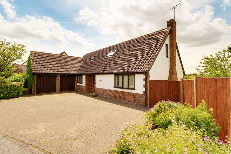 4 Bedrooms Detached House for sale in Reed House, Ferry Road, Barrow Haven, Barrow-upon-Humber