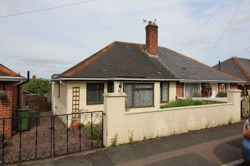 2 Bedrooms Semi Detached Bungalow for sale in Parkway, St Thomas