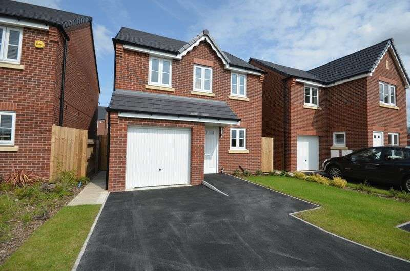 3 Bedrooms Detached House for sale in 8 Thistleton Close, St Helens, WA9 1HZ