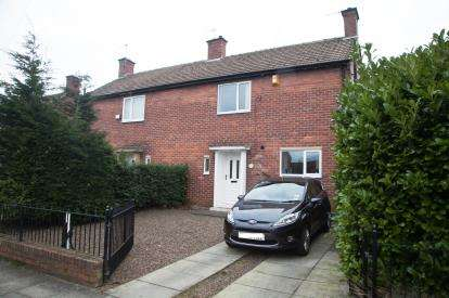 2 Bedrooms Semi Detached House for sale in Park Field, Ryton, Tyne and Wear, NE40