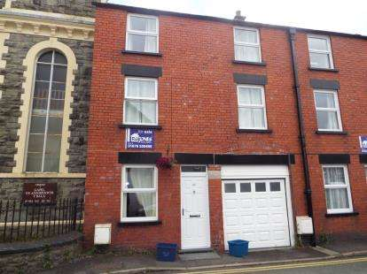 4 Bedrooms Semi Detached House for sale in Mount Street, Bala, Gwynedd, LL23