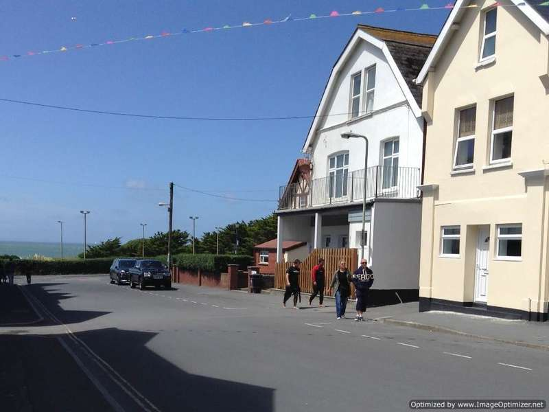 2 Bedrooms Flat for sale in Blenheim Apartment, South, Street, Woolacombe
