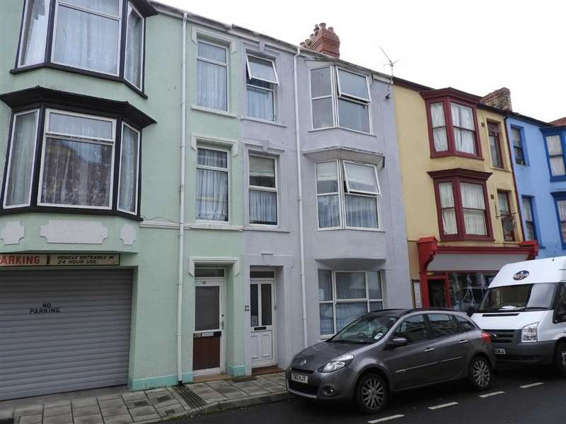 5 Bedrooms Property for sale in Cambrian Street, Aberystwyth