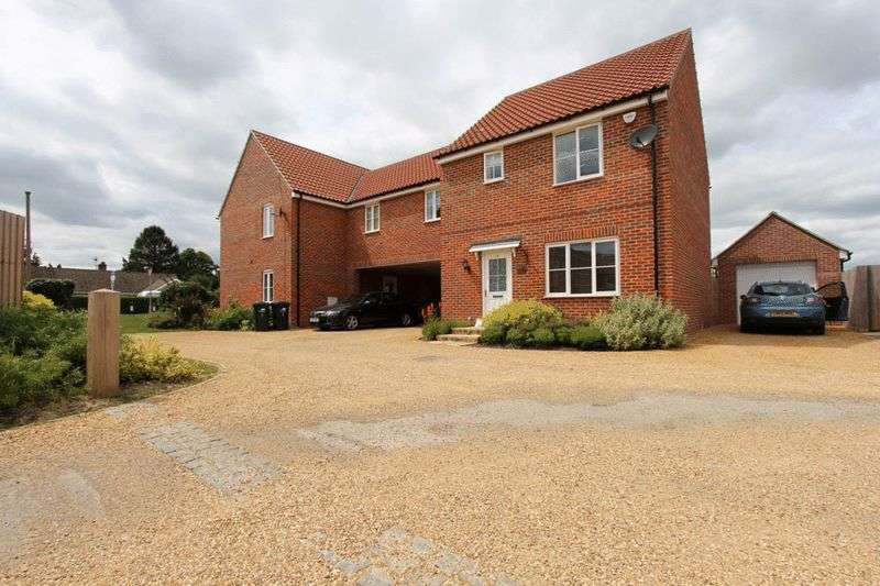 3 Bedrooms Detached House for sale in Celandine View, Soham