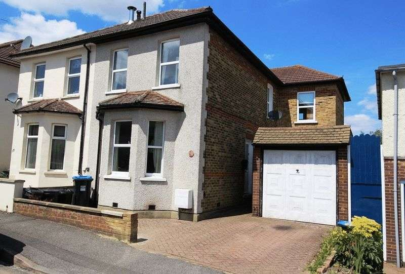 3 Bedrooms Semi Detached House for sale in WILLIAM ROAD, CATERHAM ON THE HILL