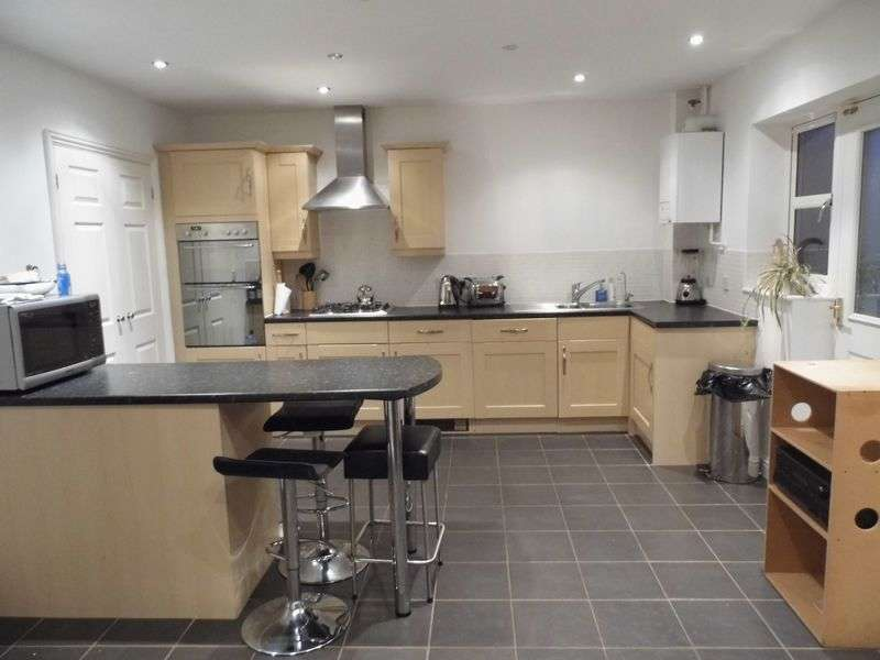 4 Bedrooms Terraced House for sale in Barbel Close, Calne